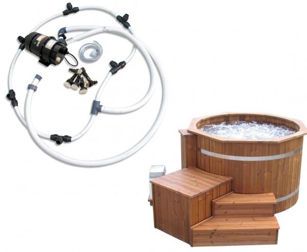 Sprudelsytem für Hot Tub mit 150cm
